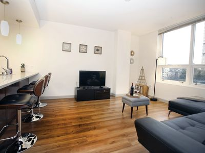 Photo for Ultra-Modern 1Bed 3 - One Bedroom Apartment, Sleeps 3