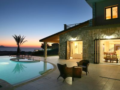 Photo for Argaka Villa, Sleeps 10 with Pool, Air Con and WiFi
