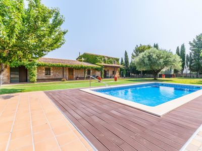 Photo for Luxurious Mansion in Albons Spain With Private Garden