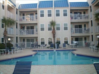 Photo for Vacationing Paradise - First Floor Condo - White Sandy Beaches on holiday Isle