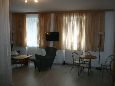 Photo for Apartment for 2-3 persons Central position scrap but quiet