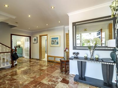 Photo for 10% Discount//HALF TERM  OFFER!! Beautiful Villa in the Heart of  Marbella