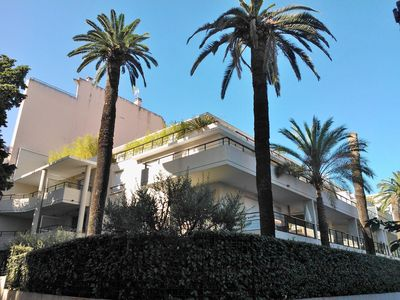 Photo for LUXURY APARTMENT EQUIDISTANT FROM JUAN LES PINS & ANTIBES.
