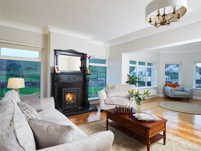 Photo for Castle View Lodge a luxury 3 bedroom Lodge in Doolin Village