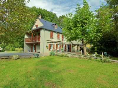 Photo for Le Carot: large independent and quiet cottage in the mountains