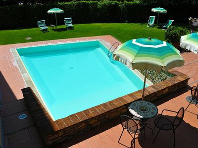 Photo for One bedroom Villa, sleeps 4 in Greve in Chianti with Pool