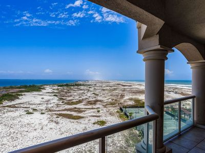 Photo for Sunny Side Up! New Listing! Newly Updated! Stunning Unspoiled Island View! Tower 2