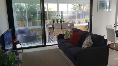 Photo for Stunning Modern Unit 2 mins walk to Terrigal beach , Resaurants