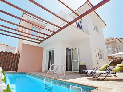 Photo for Phoebe Villa - Family Villa with Private Pool, Close to all amenities and just 200 meters to the Beach! - Free WiFi