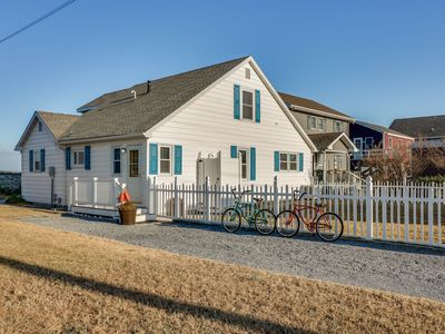 Photo for Beachfront Delaware home! Pet friendly - New Rental in Prime Hook Beach