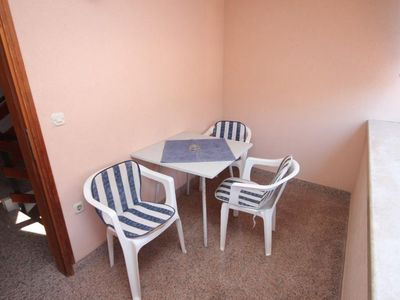 Photo for One bedroom apartment with terrace Novigrad