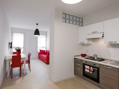 Photo for Dimora San Zeno 2-Modern and pleasant self-catering apartment 4 sleeps