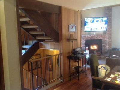 Photo for Woodlands Condo Close To Everything Summer & Winter