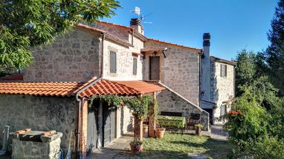 "Photo for VAL D'ORCIA LOVED HOLIDAYS IN TUSCANY AT ""PODERE LE PRESE"" (domus beatasolitudo)"