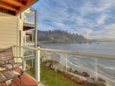 Photo for Enjoy Beautiful Ever-Changing Views From this Bay Front Condo!