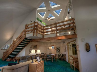 """Photo for Unique """"Dome"""" Home w/BBQ, Deck, Fireplace near Beaches & Hyatt (IVH1159)"""