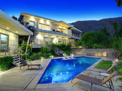 Photo for Architectural Masterpiece With Airliner Views Across The Valley