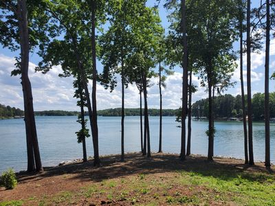 Photo for Idyllic Waterfront on Lake Keowee