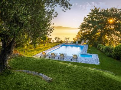 Photo for Villa Ada offers luxury in an exceptional setting
