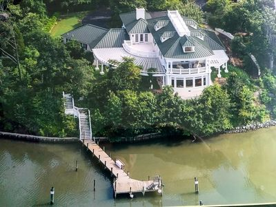 Photo for Waterfront Estate located off of the Chesapeake Bay, Virginia