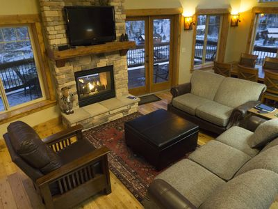 Photo for Relax in Deer Trail Lodge