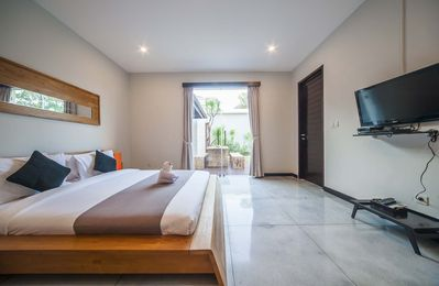 Photo for 4 Br villa Juno, Seminyak