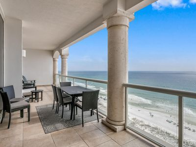 Photo for Spectacular Views of the Gulf of Mexico, Indoor & Outdoor Heated Pools & Hottubs