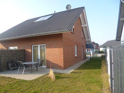 Photo for Holiday house in Zierow at Wismar, 400m from the beach allowed, Pet