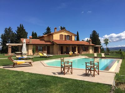 Photo for Borgo del silenzio holiday stay in Villa Ludovica 4 km from Lajatico