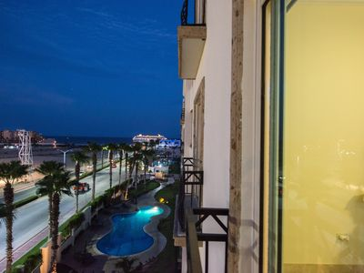 Photo for Ocean View! Private ! End Unit !~ 5th Floor Condo Villa w/ Wrap Around Balcony