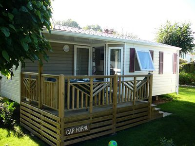 Photo for Camping La Ferme Erl **** - Cosy Cottage 3 Rooms 4 People