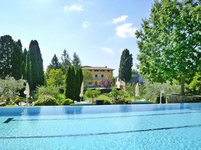 Photo for Holiday resort Fattoria I Tribbi, Ambra-Bucine  in Um Siena - 4 persons, 2 bedrooms