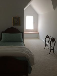 Photo for very comfortable twin beds in a spacious lovely room