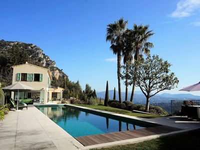 Photo for STUNNING CONTEMPORARY STYLE PROPERTY WITH HIGH QUALITY APPOINTMENTS AND SEA VIEW