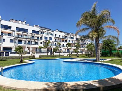 Photo for Apartment EOS in Dénia - 6 persons, 3 bedrooms