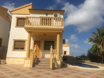 Photo for Villa Rose: A specious 3 bedroom, 2 bathroom villa with a privet swimming pool.
