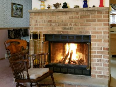 Photo for Coziest home in Mt Pocono Spring is coming! 12 guests, 5 bds, 3 bths