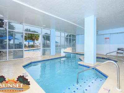 Photo for Great ground floor unit, located by the pool!