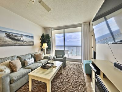 Photo for Majestic 3BR 2BA Newly purchased Gulf front condo!!