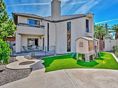 Photo for Home w/Yard & Jacuzzi-1 Mi to Old Town Scottsdale