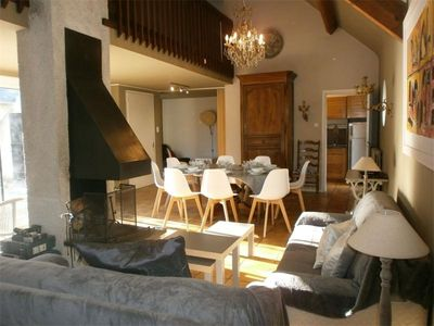 Photo for Villa Saint-Lary-Soulan, 3 bedrooms, 8 persons