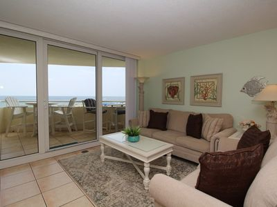 Photo for Perdido Sun 210- Beach Front View + Great location in heart of Perdido Key