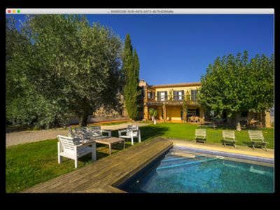 Photo for MASIA WITH POOL IN THE COSTA BRAVA