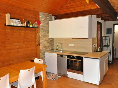 """Photo for Residence """"Le Soleret"""" located in the sector of Contamines. Residence in a subdivision of three buil"""