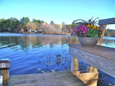 Photo for Lakeside Wooded Retreat on Kingston Lake