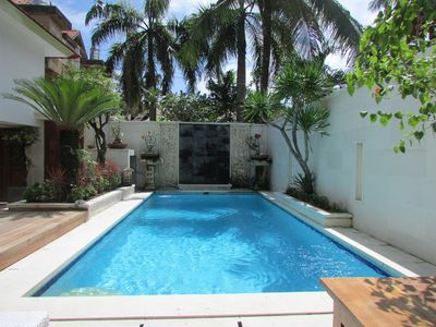 "Photo for Alexia, 4 Bedroom Villa, central Seminyak ""Eat St"""