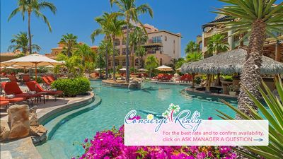 Photo for One bedroom villa at Oceanfront Hacienda del Mar. All weeks, best rates!