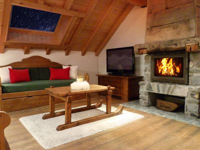 Photo for Maison Chalet 12 people 5* exposed South-East