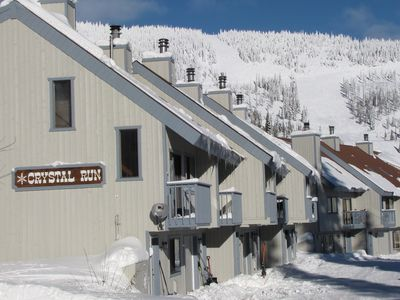 Photo for INCREDIBLE DEAL! Ski in/ski out family condo
