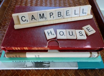 ~The Campbell House ~ Rich in History!